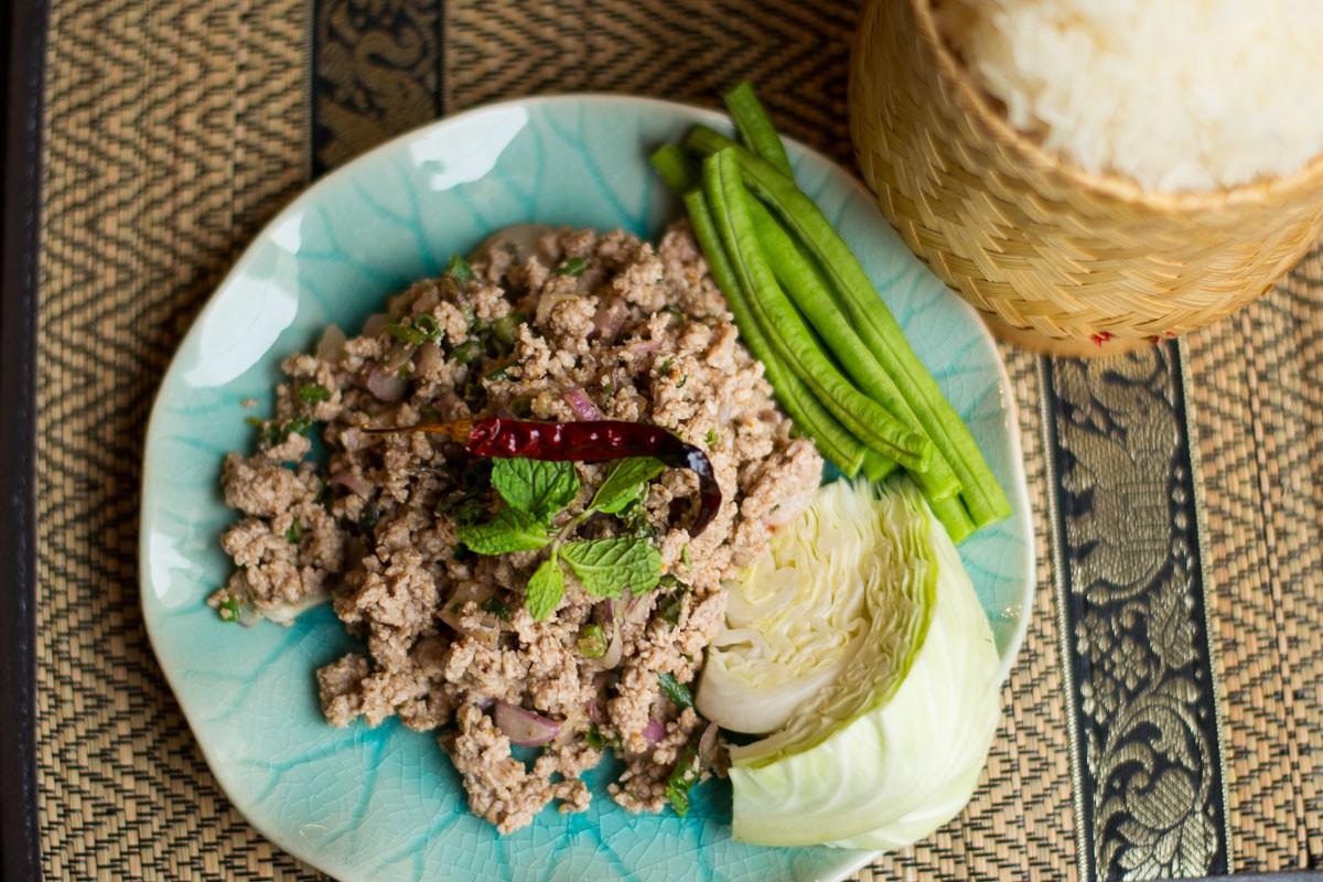 Không chỉ lẩu Thái Tomyum, xứ sở Chùa Vàng còn có đến 10 món cay xé lưỡi - Ảnh 4.