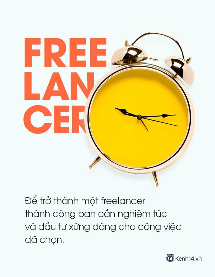 Làm sao để sống với nghề Freelance? - Ảnh 4.
