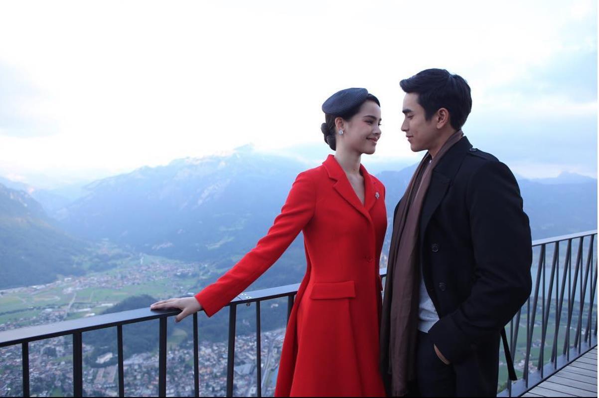 Đây là 3 bông hồng lai hot nhất truyền hình Thái năm 2017 - Ảnh 4.