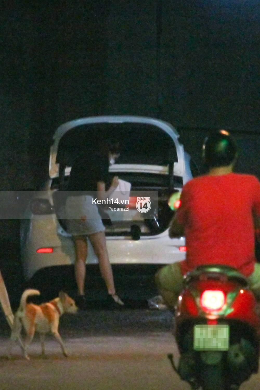 Cập nhật giữa tâm bão: Tim tậu xe hơi mới trong lúc Trương Quỳnh Anh đưa con trai đi học bằng xe máy - Ảnh 8.