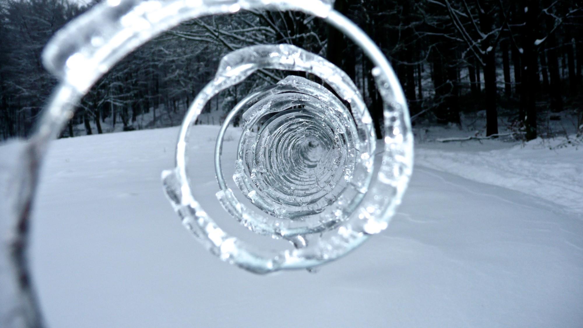 16 khung cảnh kỳ diệu chỉ có thể nhìn thấy vào mùa đông giá rét - Ảnh 7.