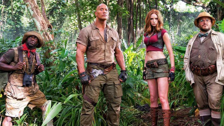 Jumanji: Welcome to the Jungle - Phiên bản reboot đầy tiếng cười và giải trí - Ảnh 6.