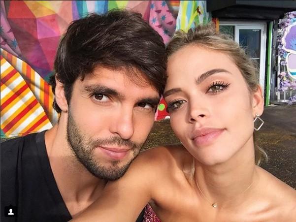 Những khoảnh khắc đẹp hút hồn của Kaka và vợ sắp cưới Carolina Dias - Ảnh 6.