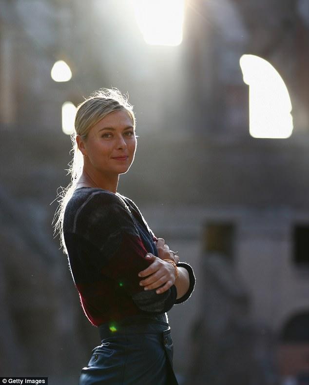 Búp bê Nga Sharapova không được đặc cách dự Pháp Mở rộng - Ảnh 4.
