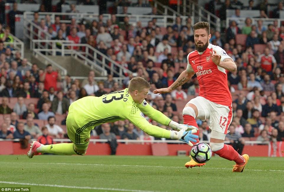Cú đúp của Sanchez giúp Arsenal nuôi hy vọng dự Champions League - Ảnh 11.