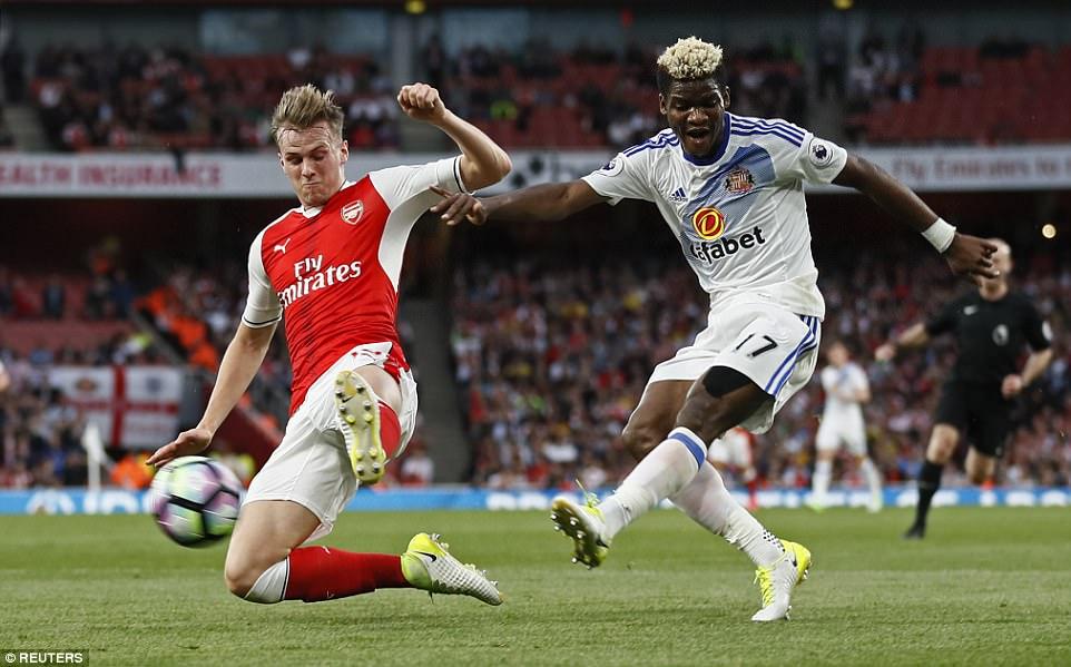 Cú đúp của Sanchez giúp Arsenal nuôi hy vọng dự Champions League - Ảnh 8.