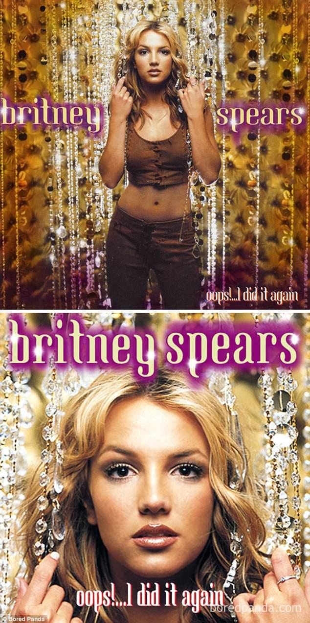 Dở khóc dở cười cảnh bìa CD Âu Mỹ bị mặc thêm quần áo vì quá sexy tại Trung Đông - Ảnh 11.