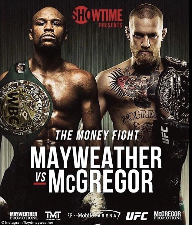 Ấn định ngày Độc cô cầu bại Mayweather thượng đài với McGregor - Ảnh 2.
