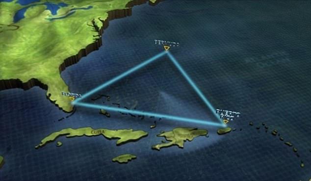 Bí ẩn tam giác quỷ huyền thoại Bermuda hóa ra có một lời giải thích đơn giản đến bất ngờ - Ảnh 1.
