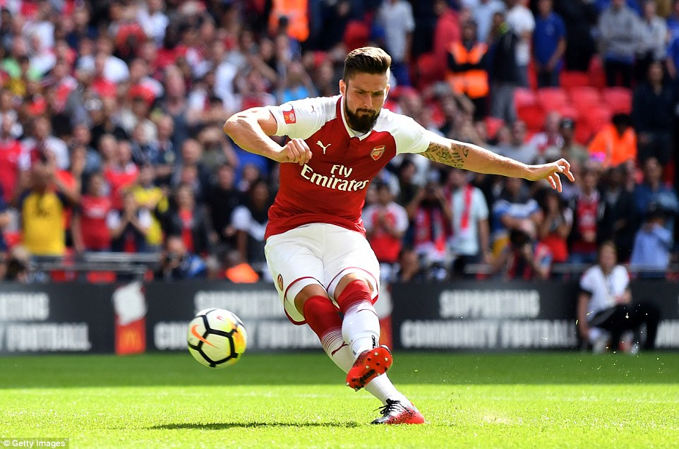 Bạn có biết trận Arsenal - Chelsea vừa áp dụng luật sút penalty mới? - Ảnh 2.