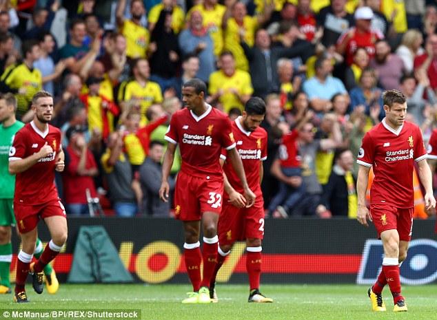 Liverpool đánh rơi chiến thắng ở phút bù giờ - Ảnh 4.