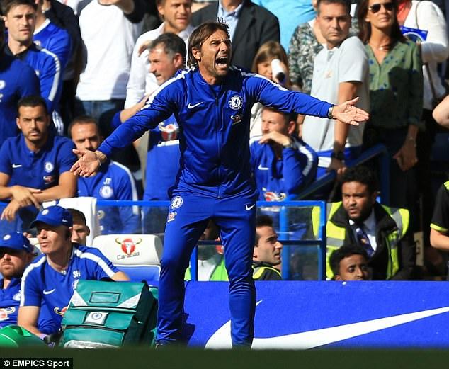 Chelsea thua sốc ngày khai mạc, Conte dẫn đầu danh sách có thể bị sa thải - Ảnh 3.