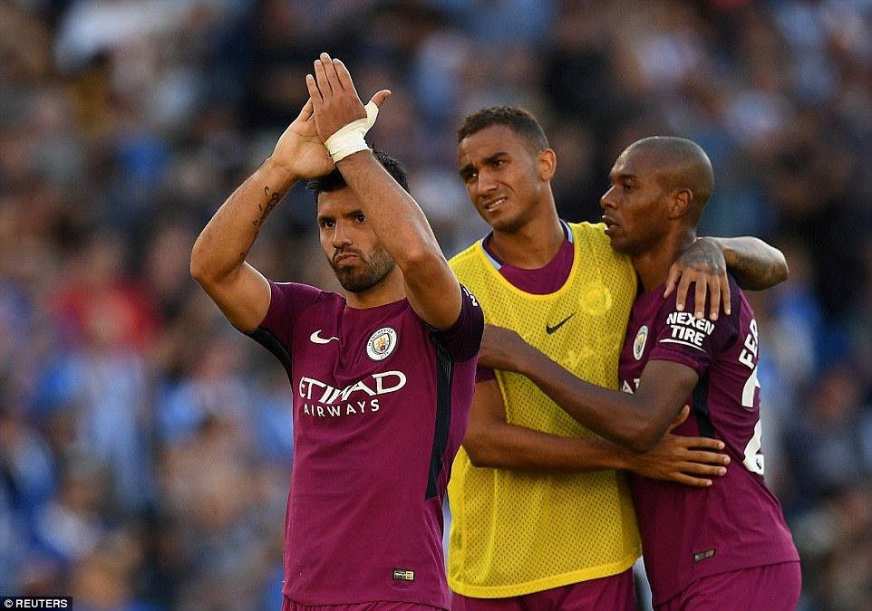Man City toát mồ hôi giành 3 điểm trước đội bóng mới lên hạng - Ảnh 5.