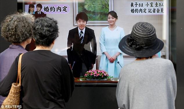 Mối tình công chúa Nhật Bản và người chồng tương lai thường dân: Tôi ấn tượng với nụ cười tỏa nắng của anh ấy - Ảnh 6.