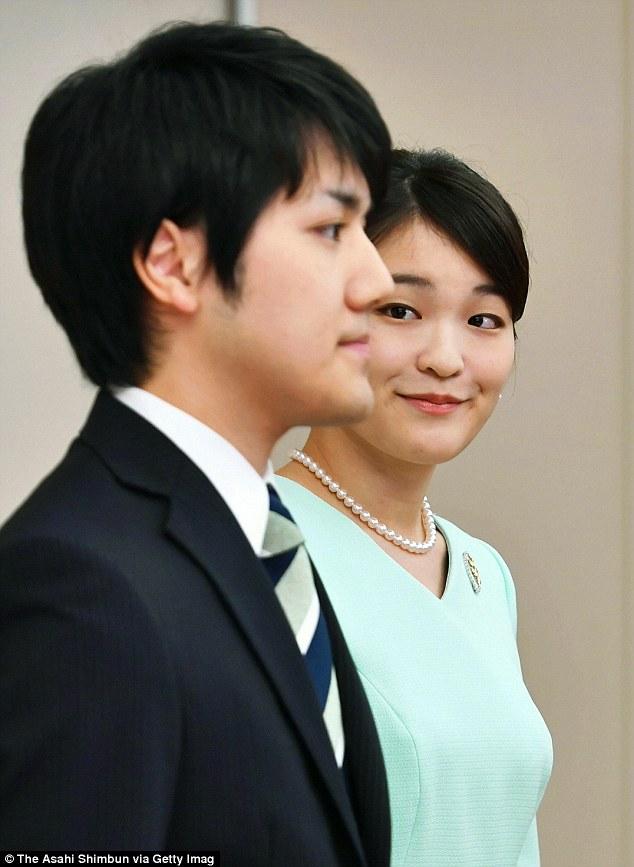 Mối tình công chúa Nhật Bản và người chồng tương lai thường dân: Tôi ấn tượng với nụ cười tỏa nắng của anh ấy - Ảnh 5.