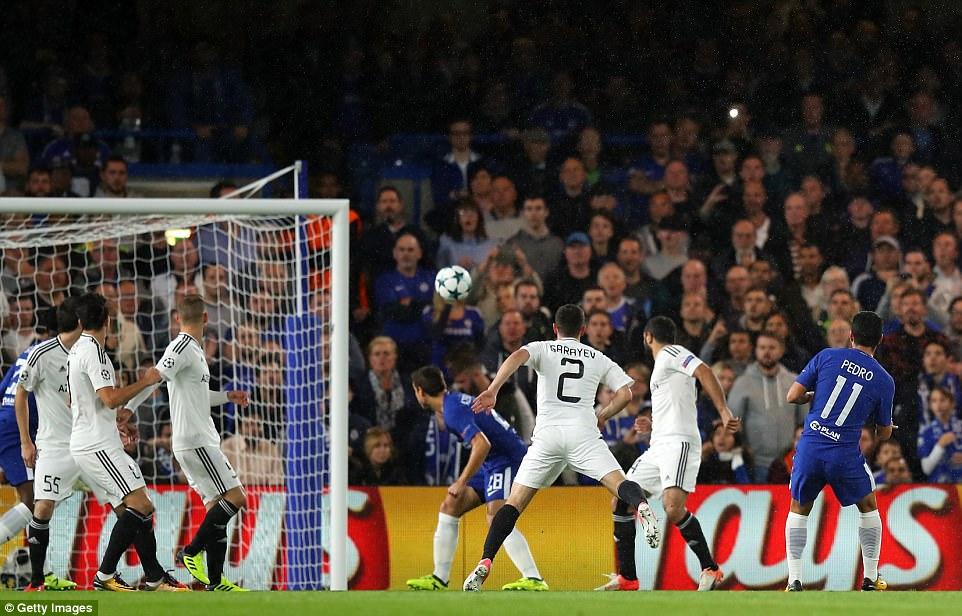 Tân binh tỏa sáng, Chelsea đánh tennis trong trận khai màn Champions League - Ảnh 3.