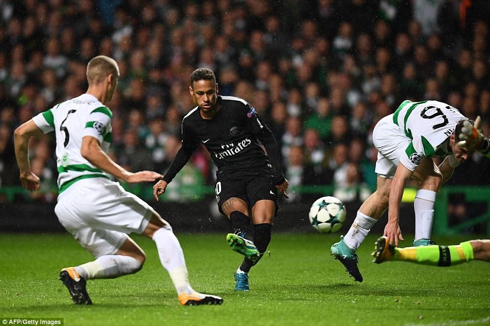 Tam tấu Cavani-Mbappe-Neymar rực sáng, PSG thắng 5 sao ở Champions League - Ảnh 3.