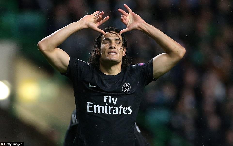 Tam tấu Cavani-Mbappe-Neymar rực sáng, PSG thắng 5 sao ở Champions League - Ảnh 8.