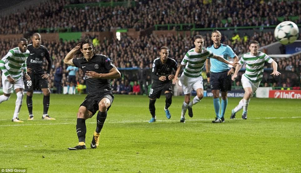 Tam tấu Cavani-Mbappe-Neymar rực sáng, PSG thắng 5 sao ở Champions League - Ảnh 6.
