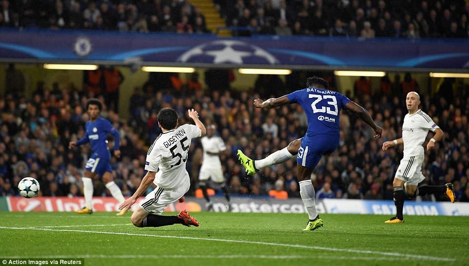 Tân binh tỏa sáng, Chelsea đánh tennis trong trận khai màn Champions League - Ảnh 11.