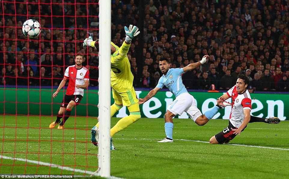 Đánh phủ đầu trong 10 phút, Man City thắng lớn trên đất Hà Lan - Ảnh 4.