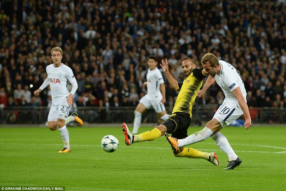 Harry Kane lập cú đúp, Tottenham thắng đậm Dortmund - Ảnh 7.