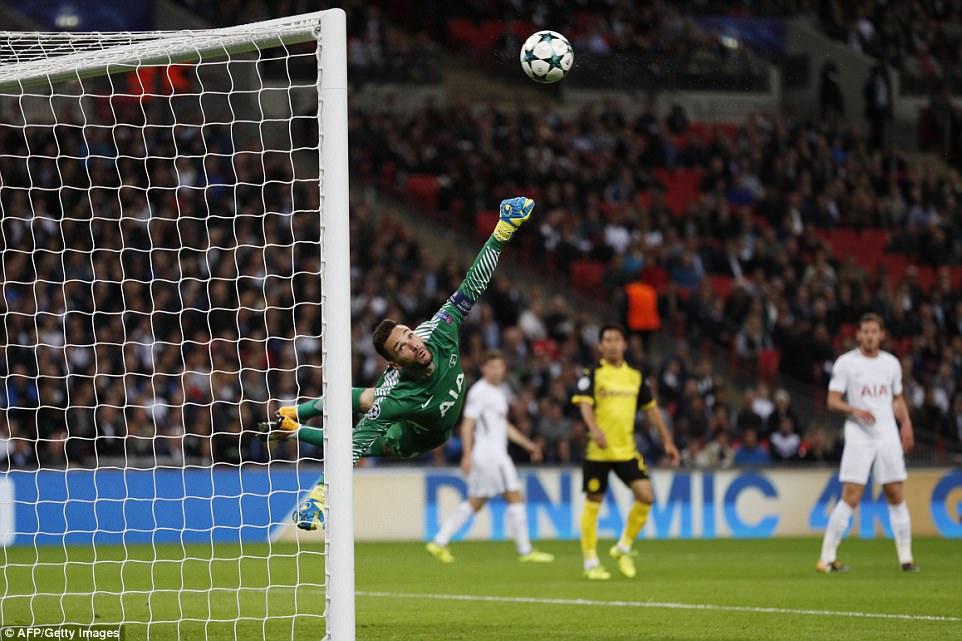 Harry Kane lập cú đúp, Tottenham thắng đậm Dortmund - Ảnh 5.