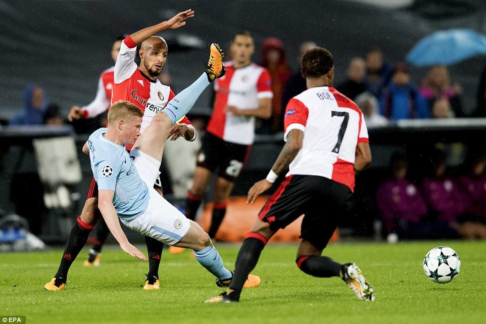 Đánh phủ đầu trong 10 phút, Man City thắng lớn trên đất Hà Lan - Ảnh 9.