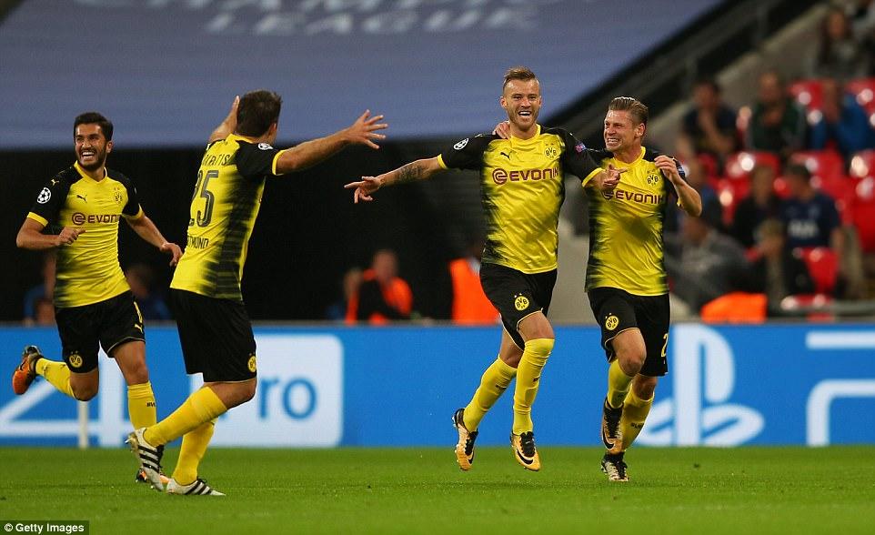 Harry Kane lập cú đúp, Tottenham thắng đậm Dortmund - Ảnh 6.