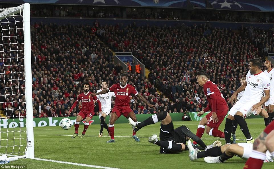 Sút hỏng phạt đền, Liverpool bị chia điểm ngày trở lại Champions League - Ảnh 5.