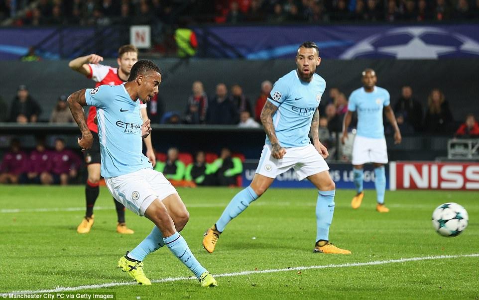 Đánh phủ đầu trong 10 phút, Man City thắng lớn trên đất Hà Lan - Ảnh 6.