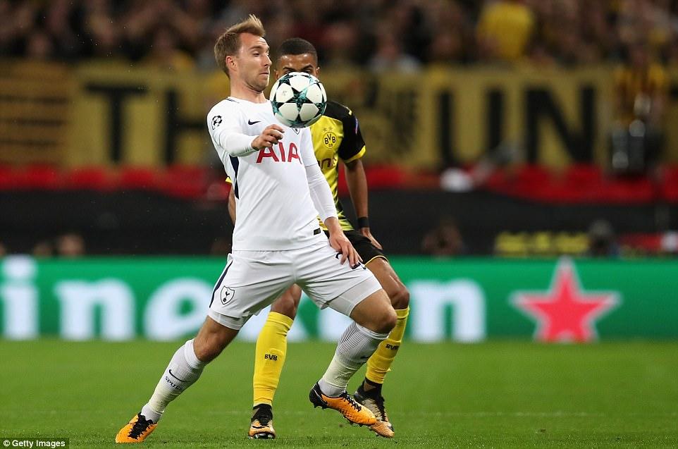 Harry Kane lập cú đúp, Tottenham thắng đậm Dortmund - Ảnh 8.