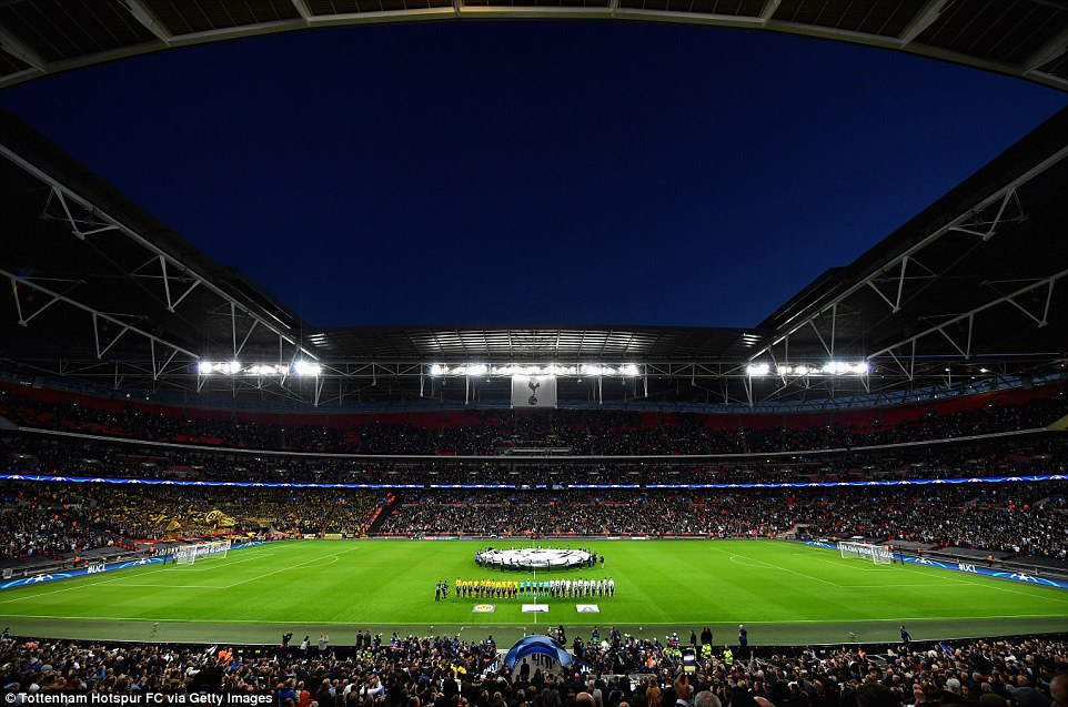 Harry Kane lập cú đúp, Tottenham thắng đậm Dortmund - Ảnh 2.