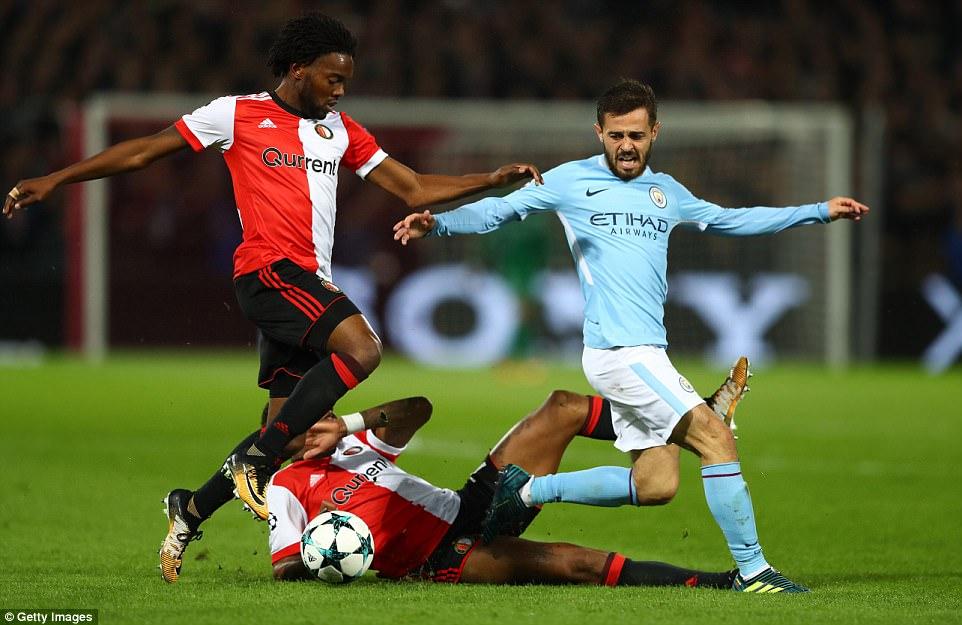 Đánh phủ đầu trong 10 phút, Man City thắng lớn trên đất Hà Lan - Ảnh 5.