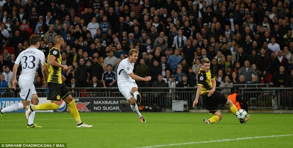 Harry Kane lập cú đúp, Tottenham thắng đậm Dortmund - Ảnh 9.