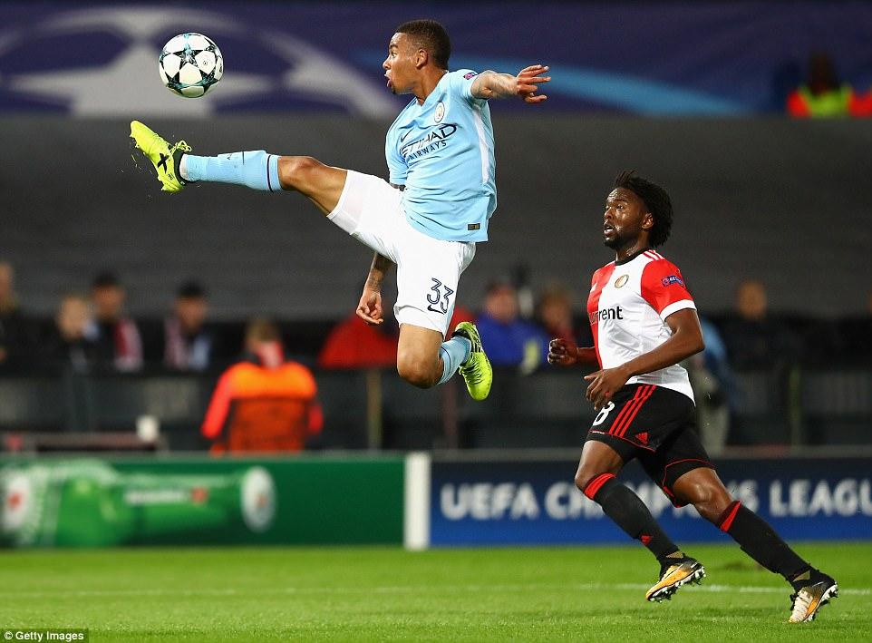 Đánh phủ đầu trong 10 phút, Man City thắng lớn trên đất Hà Lan - Ảnh 7.