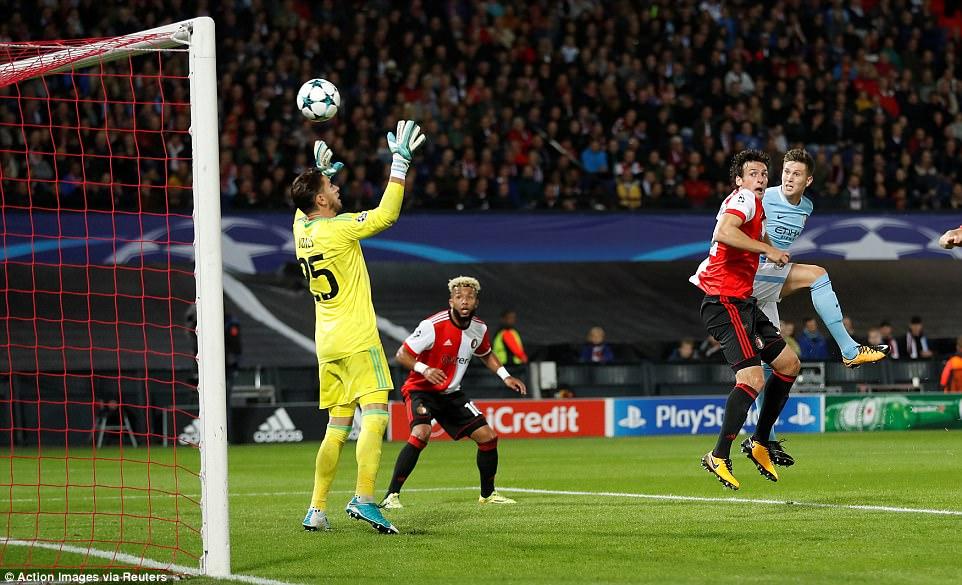 Đánh phủ đầu trong 10 phút, Man City thắng lớn trên đất Hà Lan - Ảnh 8.