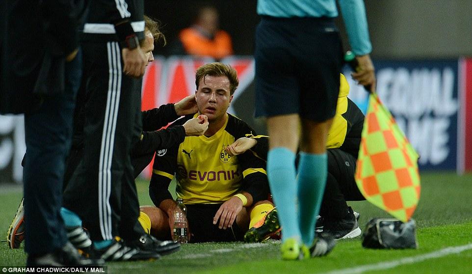 Harry Kane lập cú đúp, Tottenham thắng đậm Dortmund - Ảnh 10.