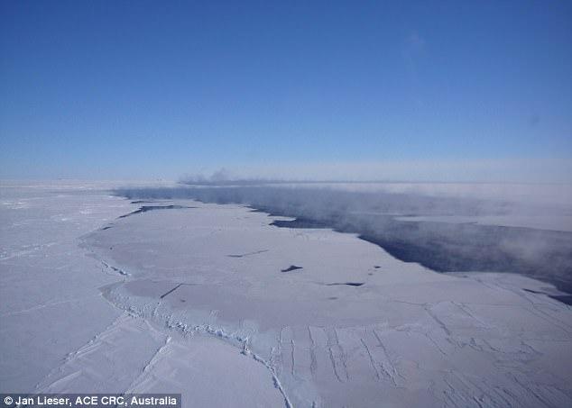 Phát hiện lỗ hổng khổng lồ xuất hiện tại Nam Cực, giới khoa học đang gấp rút tìm kiếm nguyên nhân - Ảnh 3.