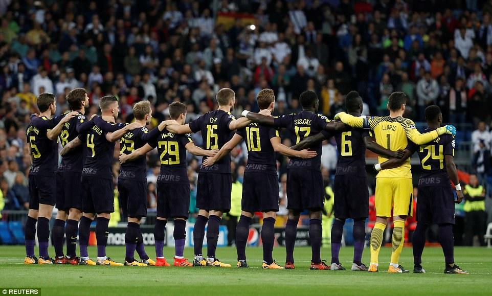 Ronaldo ghi bàn trên chấm penalty, Real Madrid thoát thua Tottenham - Ảnh 3.