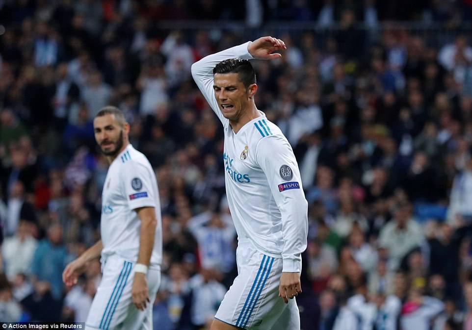 Ronaldo ghi bàn trên chấm penalty, Real Madrid thoát thua Tottenham - Ảnh 7.