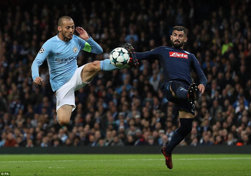 Man City khoe sức mạnh, độc chiếm ngôi đầu bảng F Champions League - Ảnh 15.