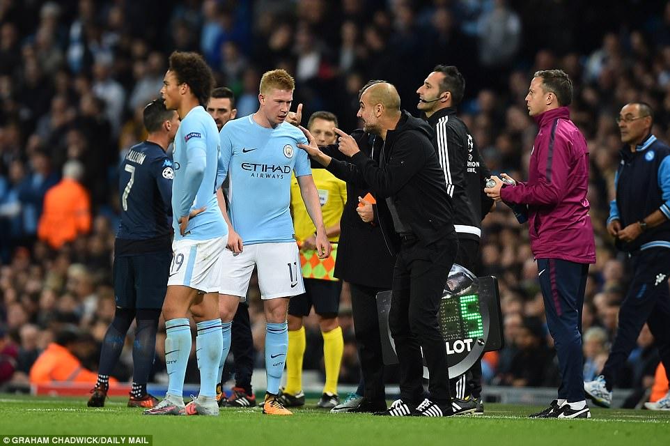 Man City khoe sức mạnh, độc chiếm ngôi đầu bảng F Champions League - Ảnh 14.