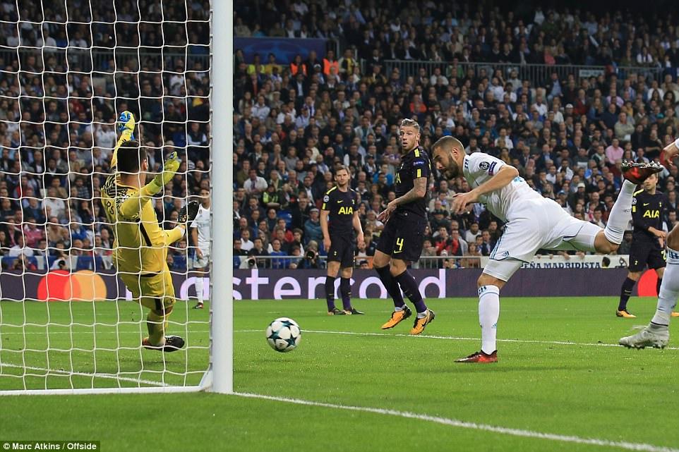 Ronaldo ghi bàn trên chấm penalty, Real Madrid thoát thua Tottenham - Ảnh 13.
