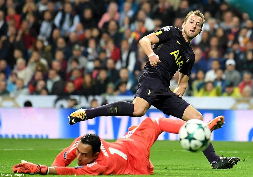Ronaldo ghi bàn trên chấm penalty, Real Madrid thoát thua Tottenham - Ảnh 14.