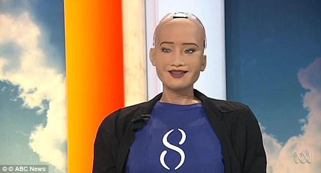 Ok, tôi sẽ hủy diệt loài người - Robot đầu tiên trong lịch sử được trao quyền công dân đã từng nói như vậy - Ảnh 4.