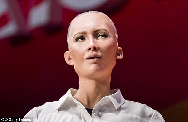 Ok, tôi sẽ hủy diệt loài người - Robot đầu tiên trong lịch sử được trao quyền công dân đã từng nói như vậy - Ảnh 3.