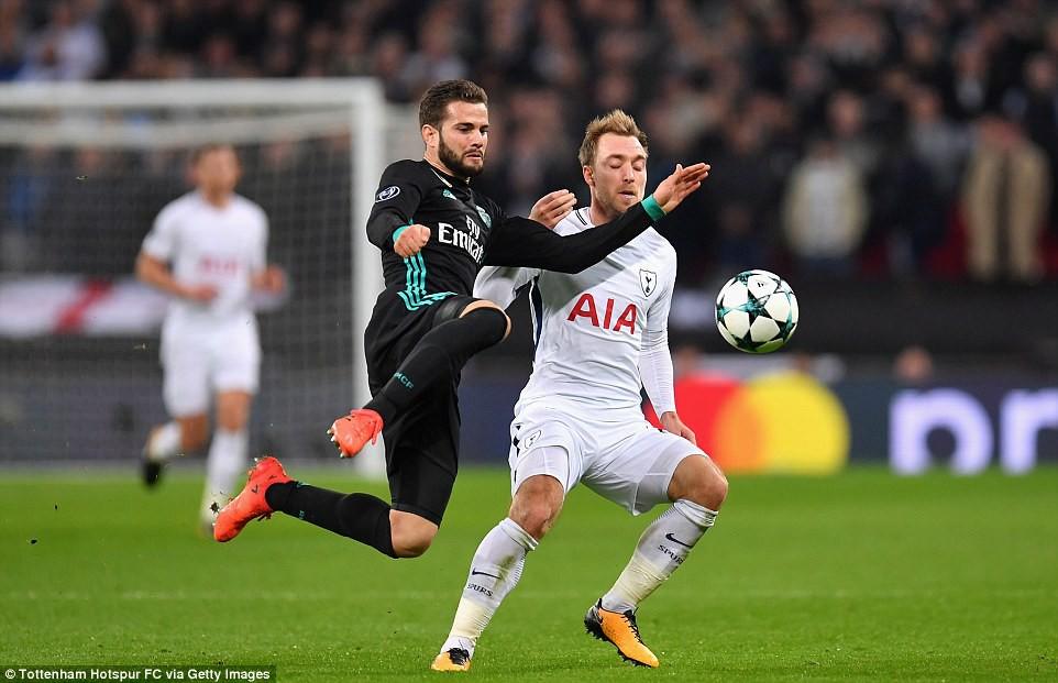 Ronaldo ghi bàn danh dự trong ngày Real Madrid bị Tottenham vùi dập - Ảnh 4.
