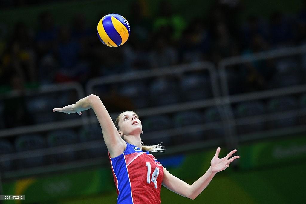 Vẻ đẹp của thiên thần bóng chuyền Nga - Irina Fetisova - Ảnh 6.