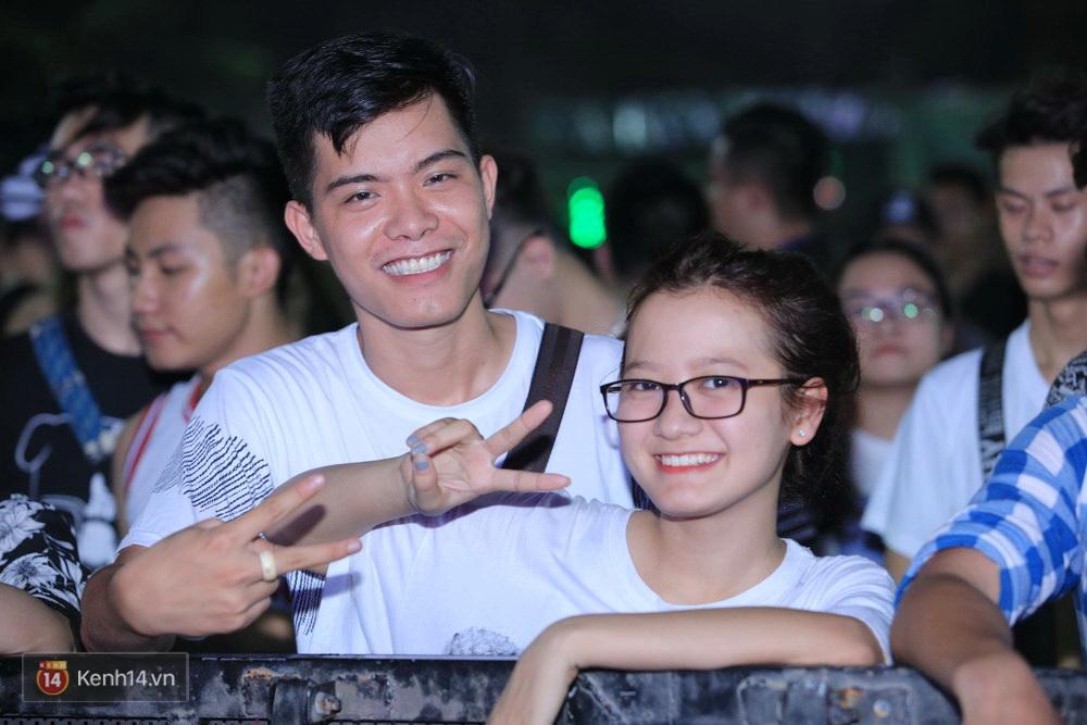 Kimmese và dàn DJ cuồng nhiệt cùng fan Hà Nội trong đêm nhạc EDM sôi động - Ảnh 7.